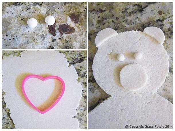 Valentine craft | Grasspotato.wordpress.com
